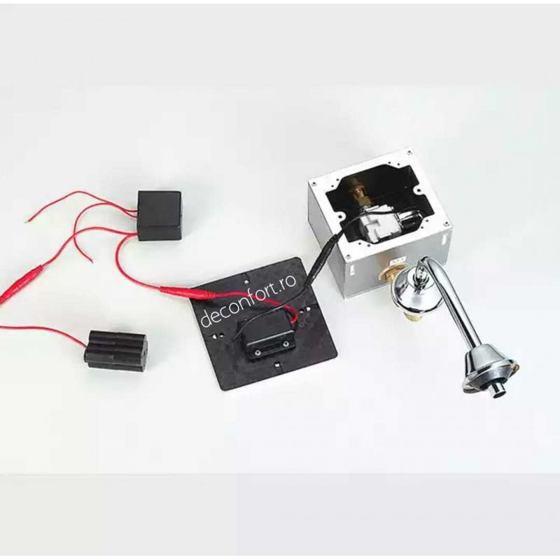 Cum montez bateria senzor pisoar incastrabila