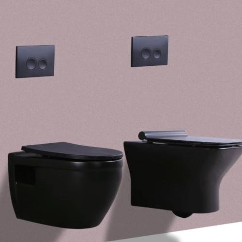 Clapeta actionare wc incastrabil