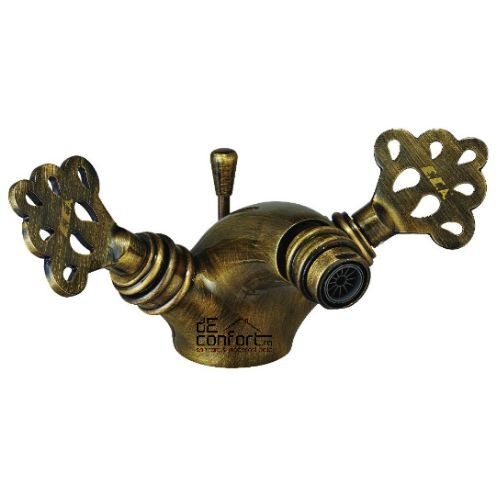 Baterie bideu vintage design oriental - Ottoman