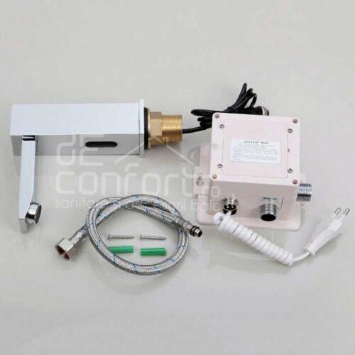 Baterie lavoar senzor prefesionala montare chiuveta Sonia