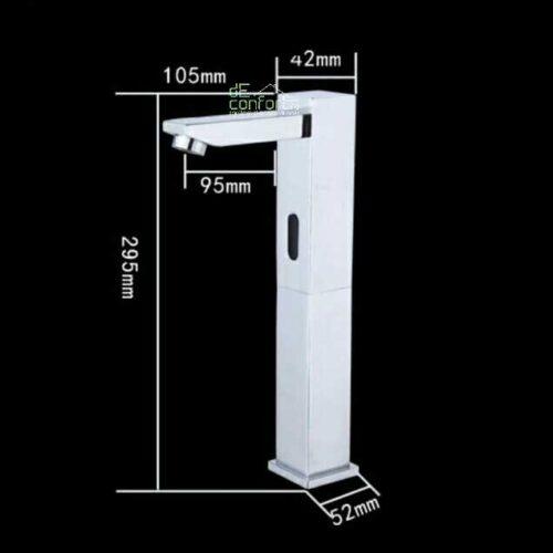 Baterie senzor lavoar inalta prefesionala montare langa chiuveta Sonia