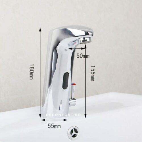 Baterie senzor lavoar reglare temperatura apa și alimentare 6v Avissimi Plus