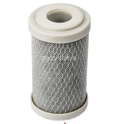 Cartus filtrant carbune activ impotriva mirosurilor din apa, reducerea clorului