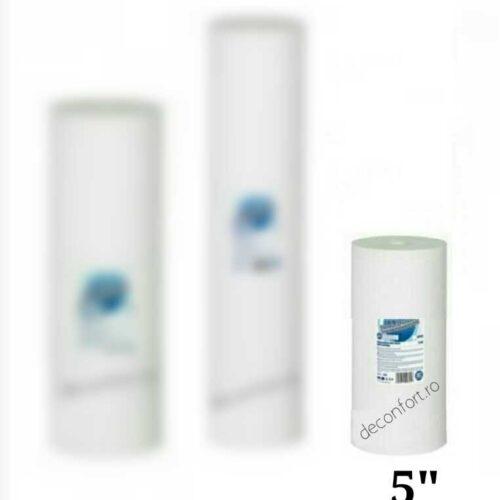 Cartus filtrant polipropilena impotriva sedimentelor dimensiuni 5,7,10 inch