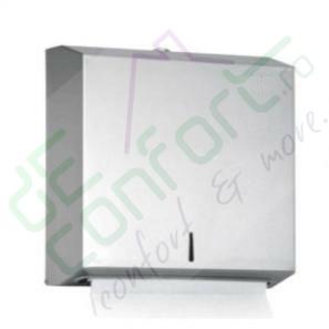 Dispenser inox, prosoape pliate tip Z
