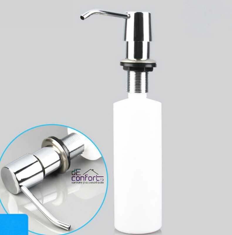 Dispenser sapun lichid Kraus incastrabil