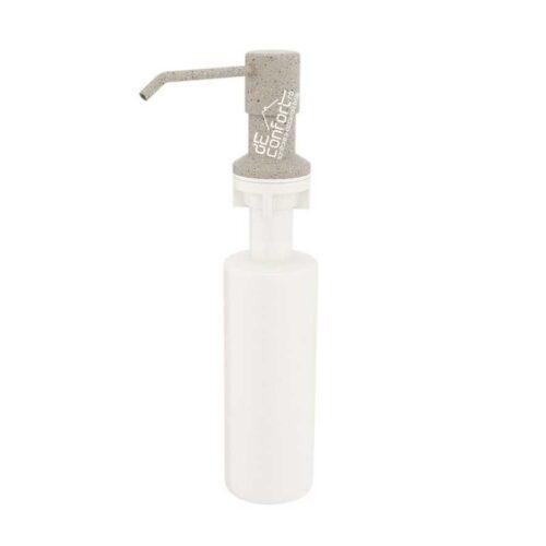 Dozator detergent vase incastrabil chiuveta bucatarie