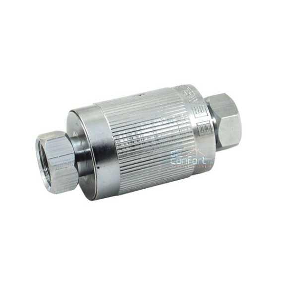 Filtru apa magnetic anticalcar rotund racord 1/2