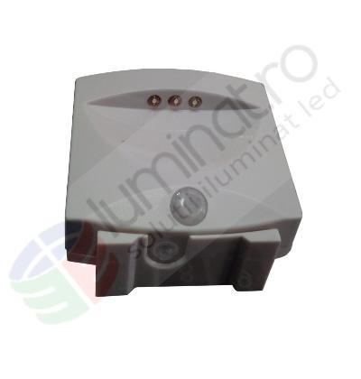 Lampa led senzor miscare aplicata