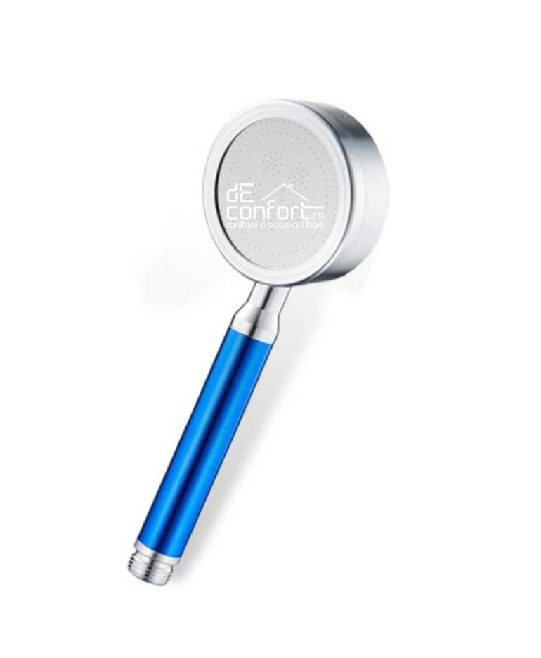 Para dus corp aluminiu albastra cu microperforatii AluSense pt jet uniform