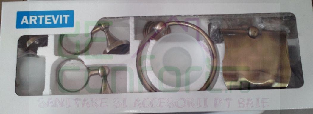 Set accesorii retro Victoria YB - 6 piese