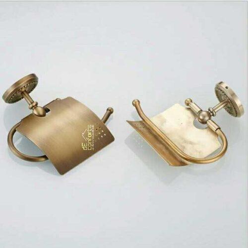 Suport antichizat hartie igienica Verona pentru rola normala