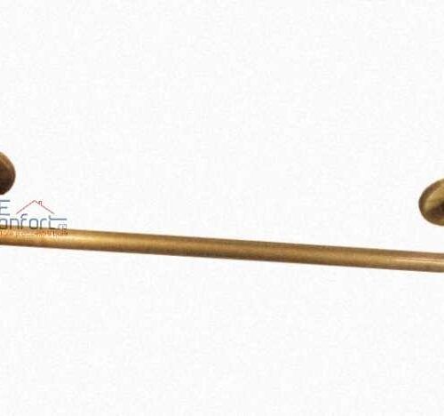 Suport prosop bara simpla bronz anticchizat – Roma