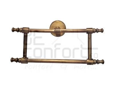 Suport prosop retro rectangular ROMA