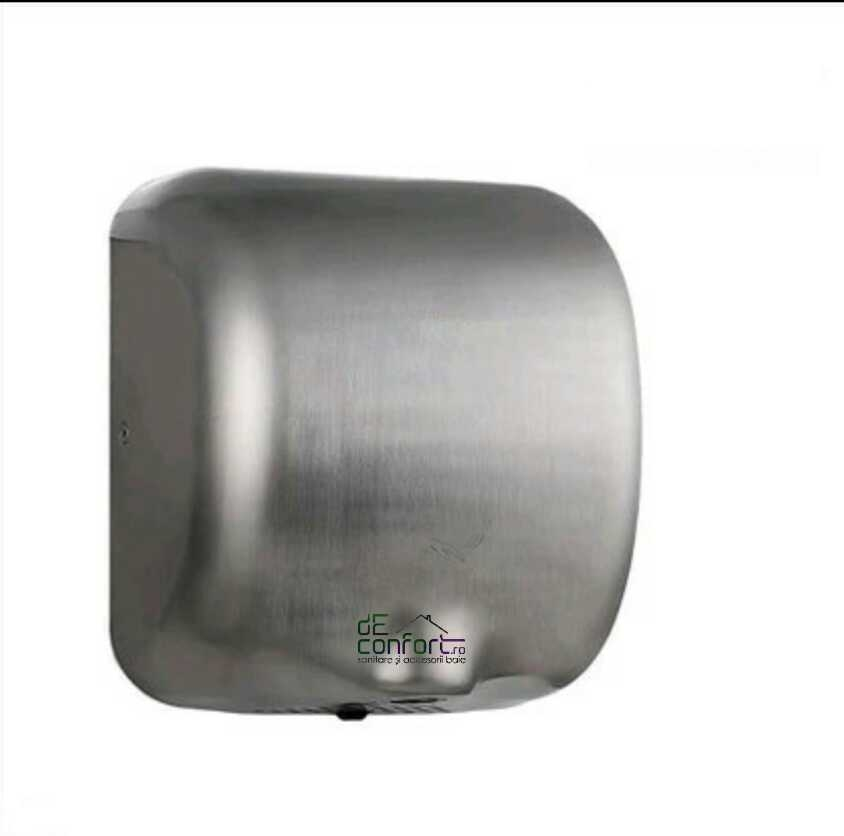 Uscator maini senzor Xtreme - profesional 1800W cromat periat carcasa metalica