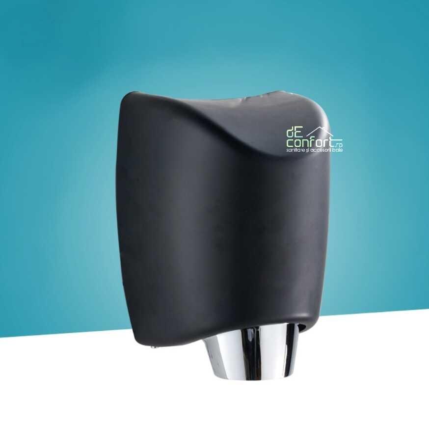Uscator senzor Fluxo 1100w carcasa plastic NEGRU fiabil consum redus
