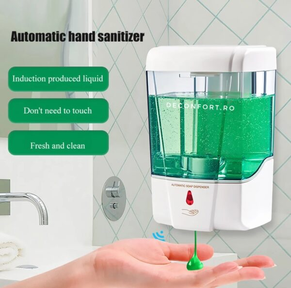 Dispenser detergent lichid dezinfectant senor SPsense
