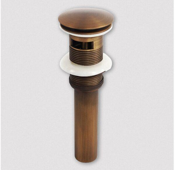 Ventil automat scurgere chiuveta alama antichizata