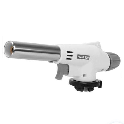 Arzator gaz portabil aprindere piezo FLAME