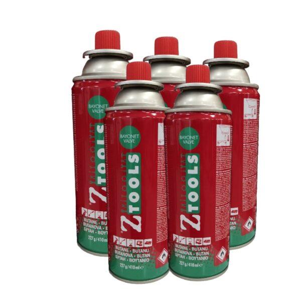 Cartus gaz butan spray 400ml EN417
