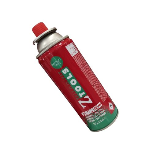 Cartus gaz butan spray 400ml EN417