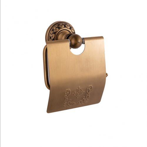 Set accesorii baie aluminiu antichizat AGS2 4 piese