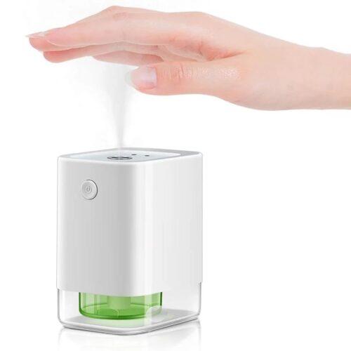 Atomizor senzor dezinfectant vapori alcool portabil