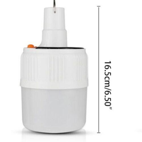 Lampa camping încărcare solară portabila rezistenta la apa